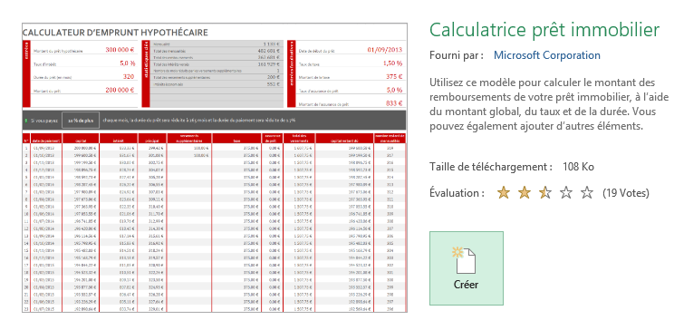 calculateur de crédit immobilier