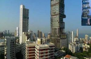 Antilla Mumbai Inde