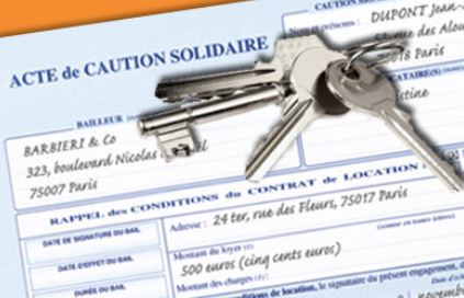 Se porter caution d un locataire immobilier vente location cr dit - Caution appartement loi ...