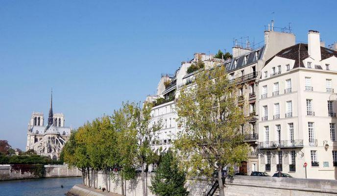 Prix m² par arrondissement