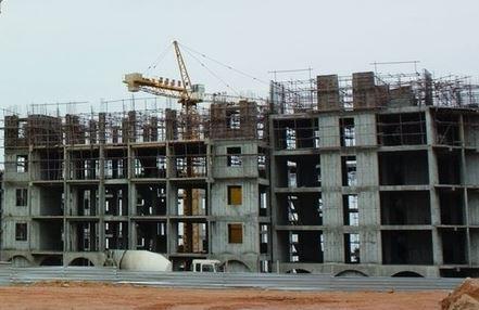 contructions logements neufs en baisse