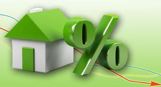 taux de crédit immobilier en 2014.