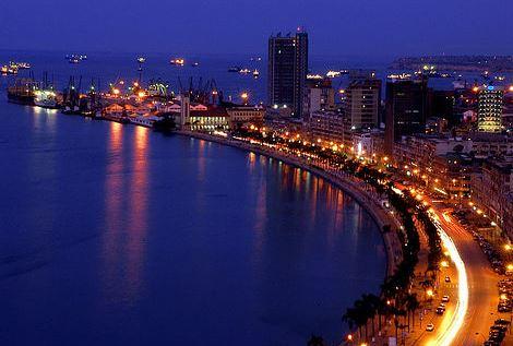Luanda ville la plus chère du monde