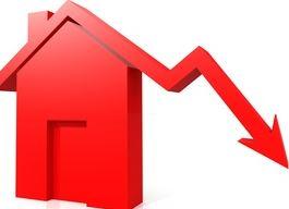 baisse des prix prix immobilier à Paris 2014